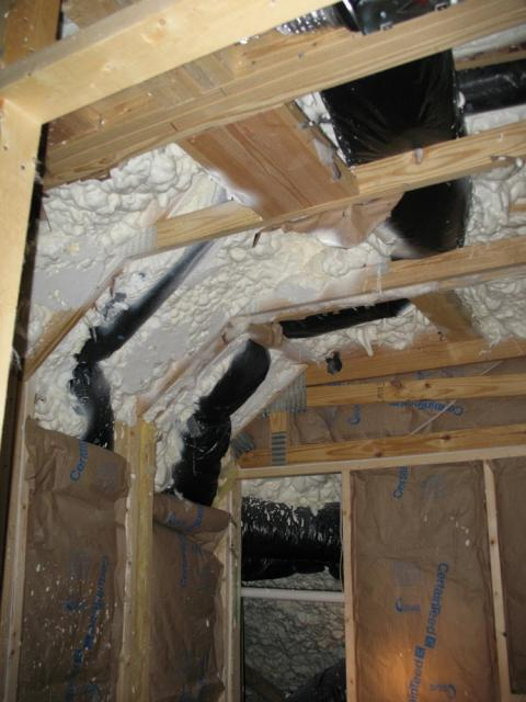 Icynene Insulation Jay Markanich Real Estate Inspections