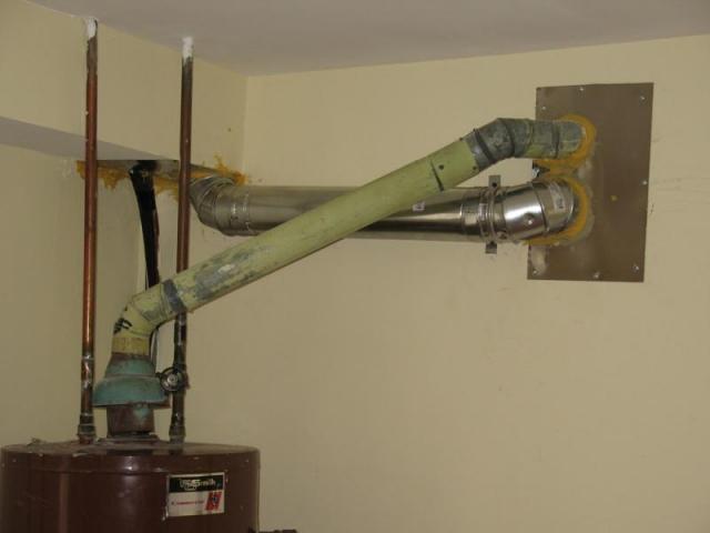 Improper Furnace Installation Jay Markanich Real Estate