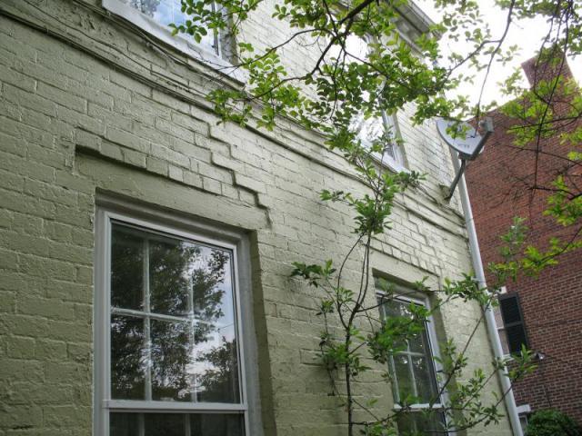 1808 Historic Alexandria Virginia Rowhouse